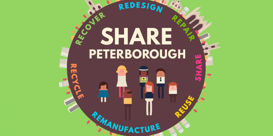 Share Peterborough – The Sharing Economy Comes To Peterborough