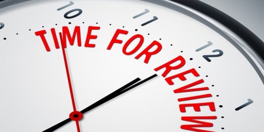 Website Review Days Are Back