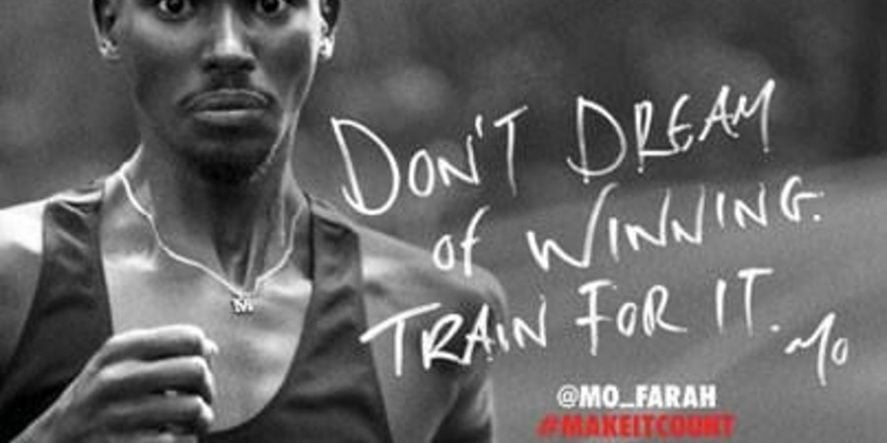 Is Your Business Like Mo Farah?