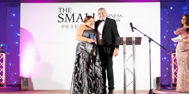 Creative Content Company Is Small Business Of The Year Peterborough 2018