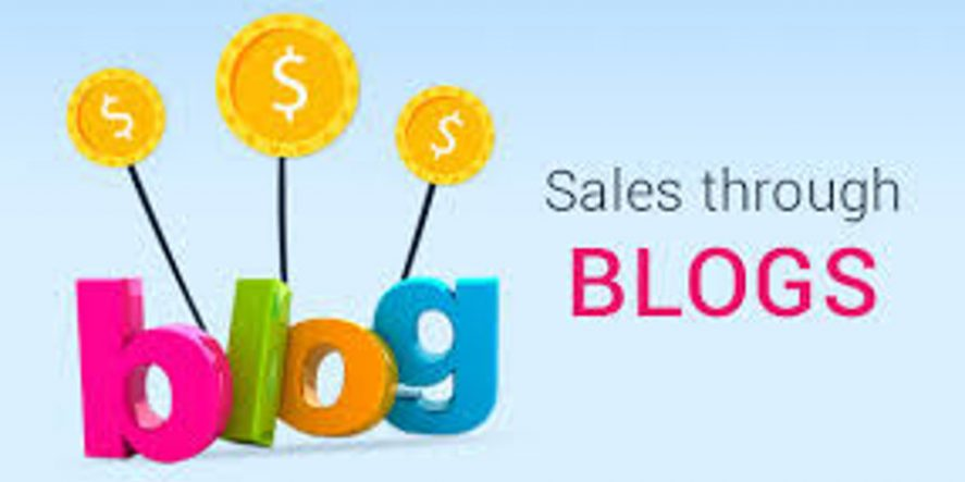 How Blogging Helps Your Sales Team