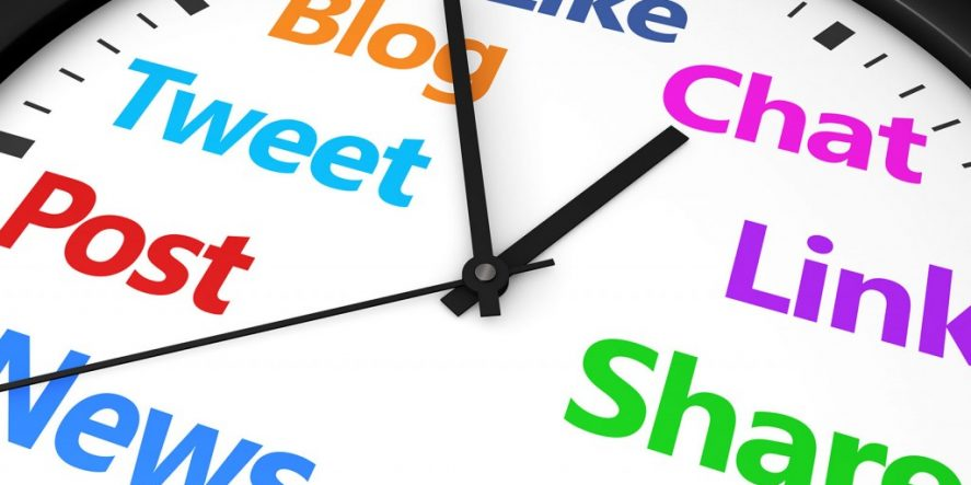 How Much Time Does A Small Business Spend On Social Media