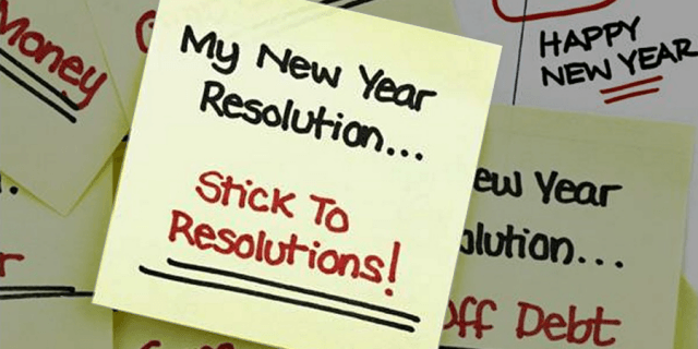 How To Achieve Your Content New Year's Resolution