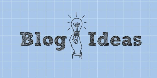 Blog Post Ideas For Physiotherapists