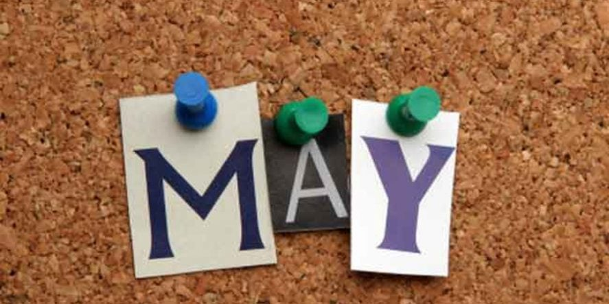 What To Post On Social Media In May
