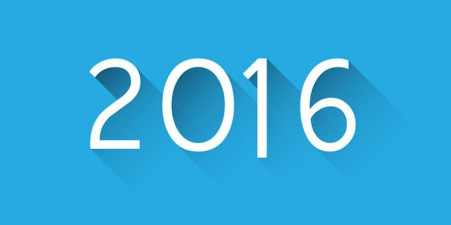 Stats From 2016 To Make You Want To Blog