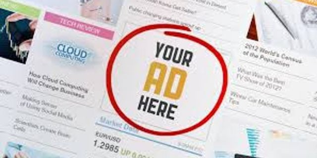 How Much To Be On Your Website – Website Advertising