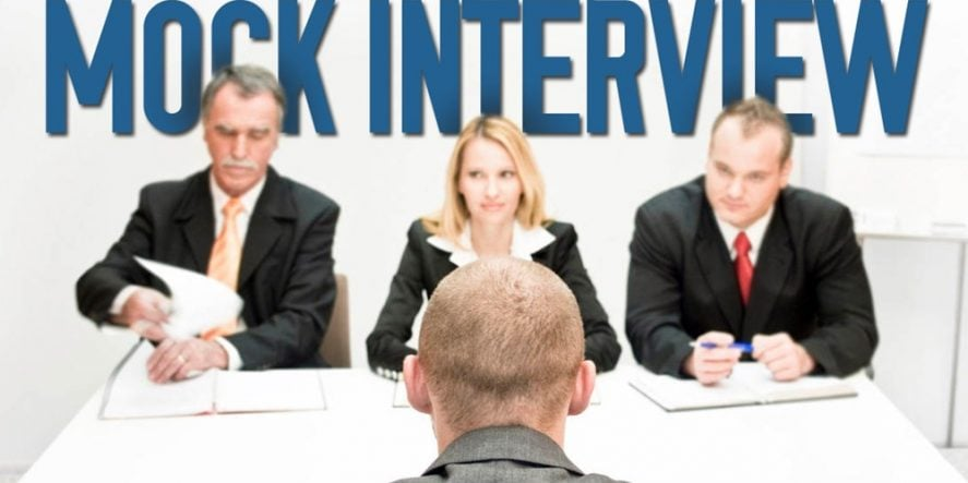Mock Interviews For School Students