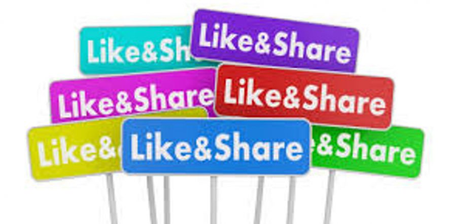 The Benefits Of A Like And Share Competition