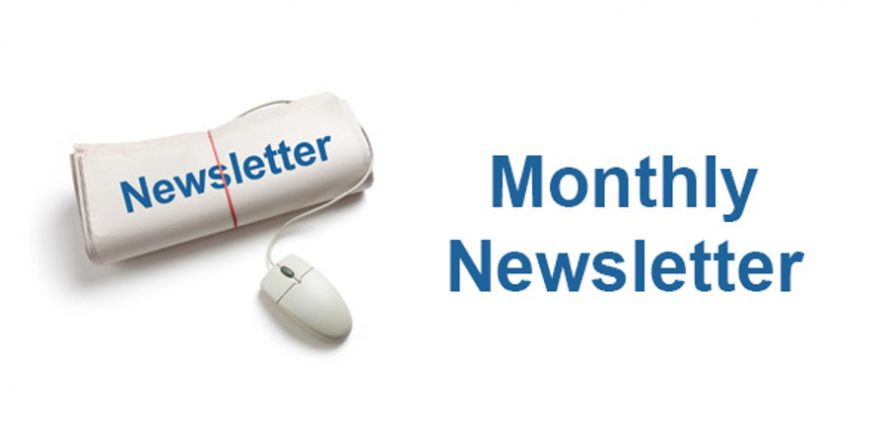 New Year's Resolutions – Send Monthly Email Newsletters