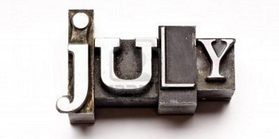 What To Post On Social Media In July