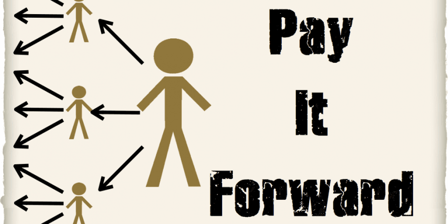 Pay It Forward Day – Random Acts Of Kindness