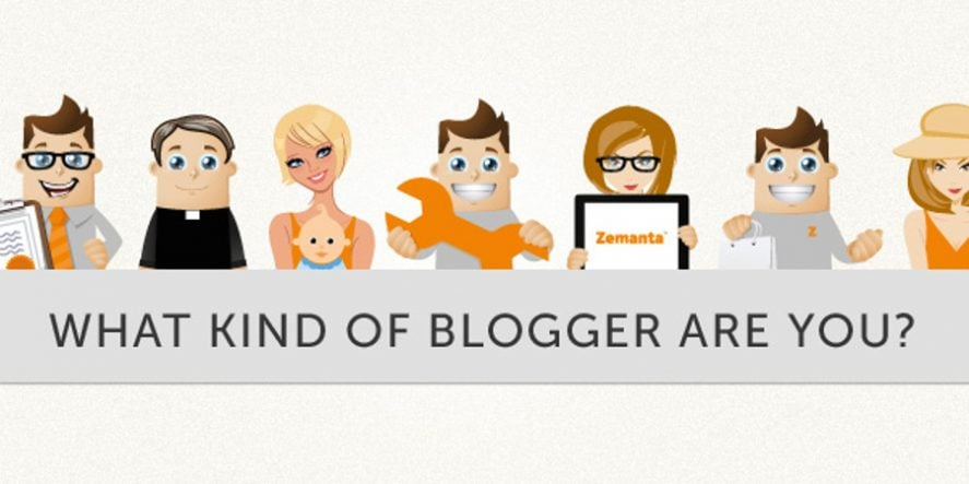 The Different Types Of Bloggers