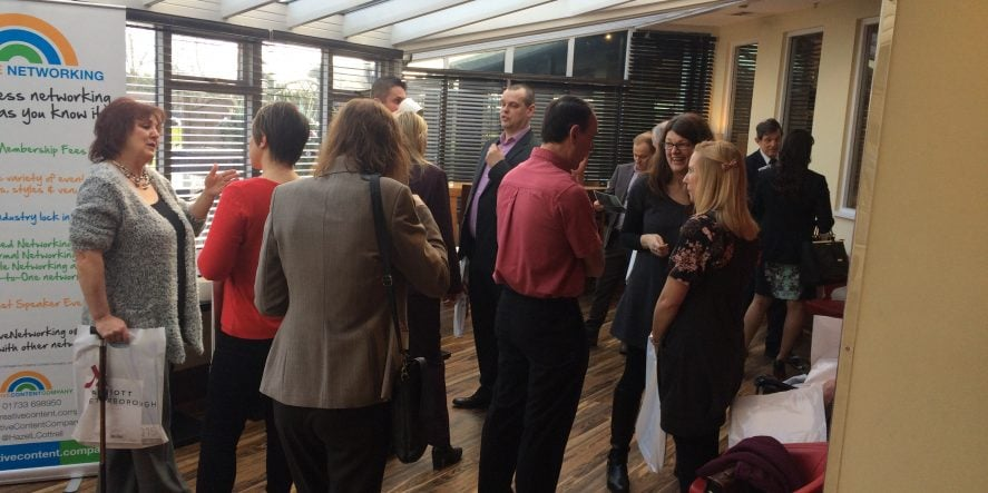 The Last Creative Networking Coffee Morning