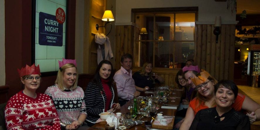 Creative Networking – Christmas Dinner