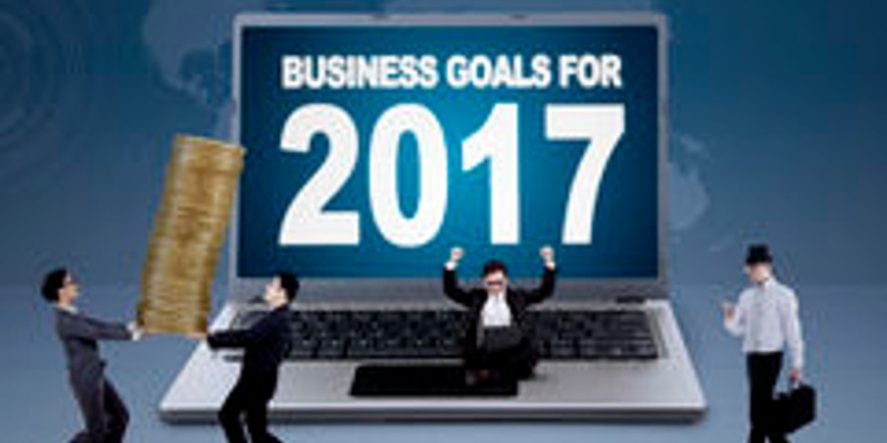 Your Business Goals for 2017