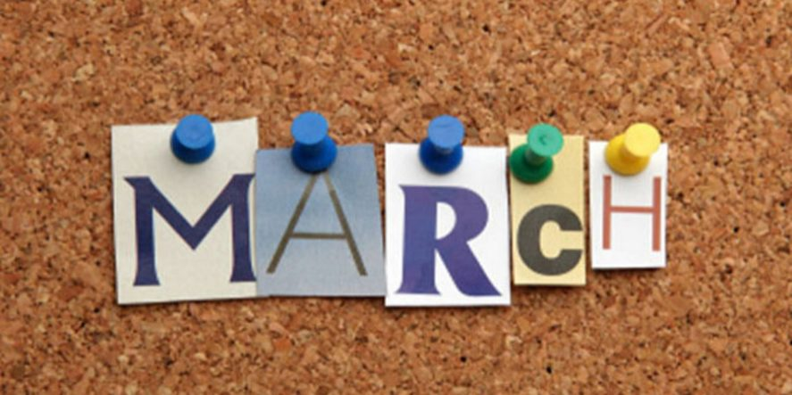 What To Post On Social Media In March