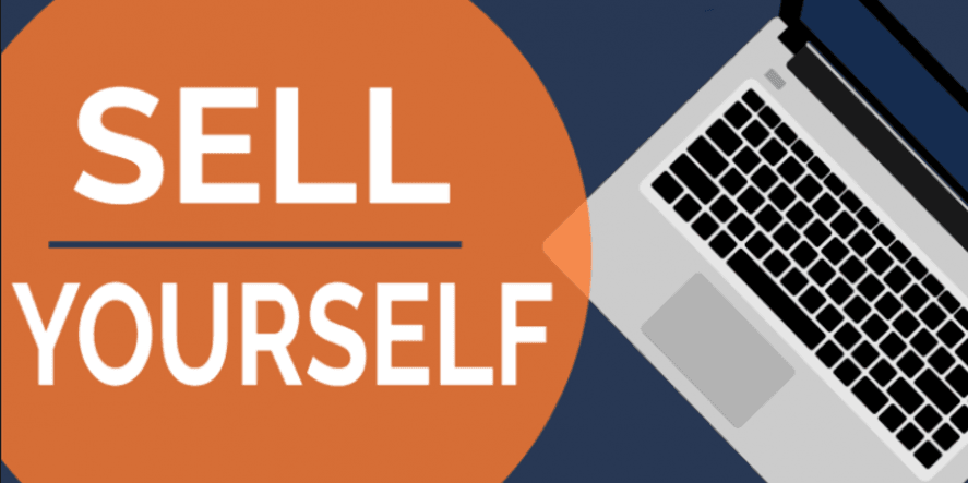 Sell Yourself Through Blog Posts