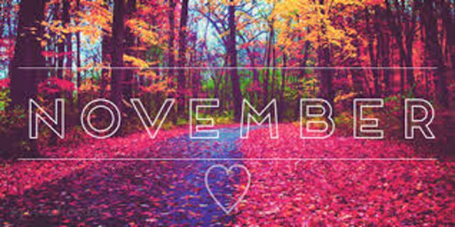 Things To Post On Social Media In November – Part Two