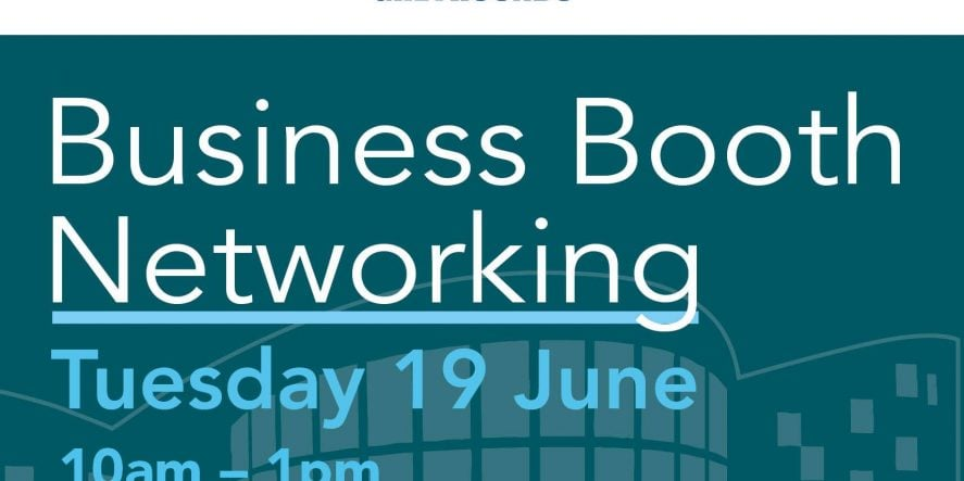 I Am Business Booth Networking – Are You?
