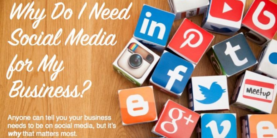 Why Do I Need Social Media For My Business