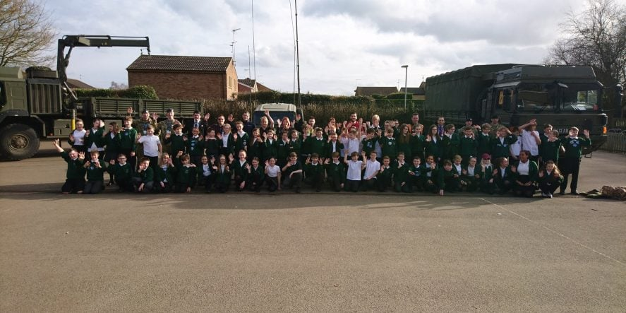 Peterborough Professionals Went Back To School