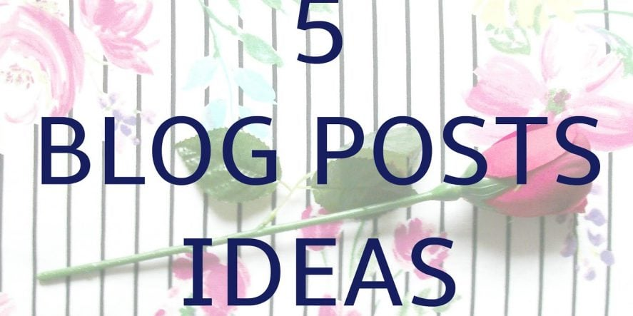 Blog Post Ideas For HR Consultants