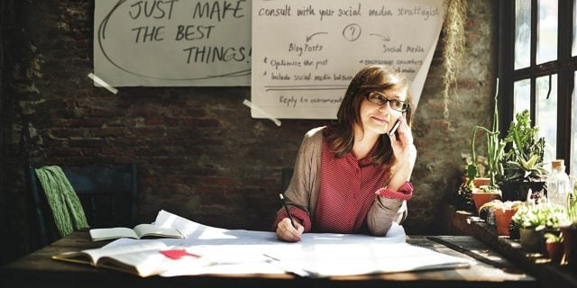 How Many Small Businesses Do Their Own Online Marketing?
