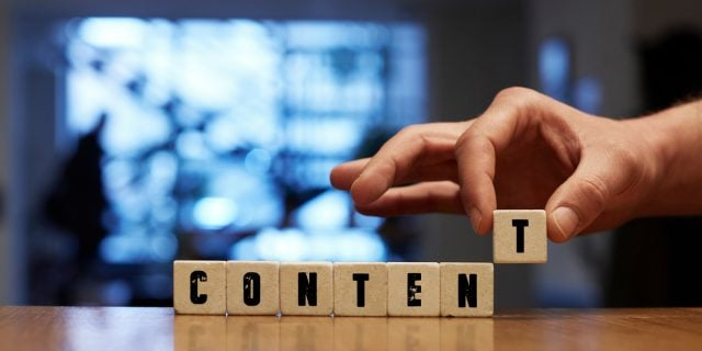 What Online Content Does Your Business Create?