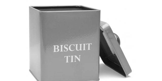 We Are Going To The Biscuit Barrel