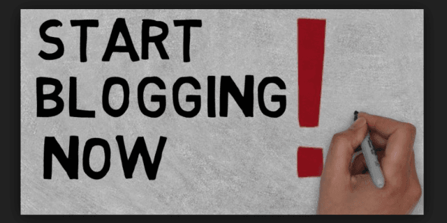 Why Your Business Needs To Start Blogging NOW