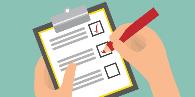 Your Blog Post Checklist