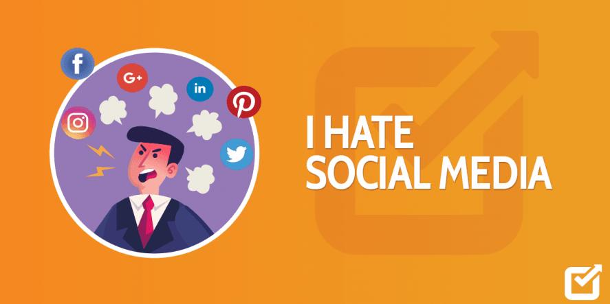 Got A Team That Hates Social Media?