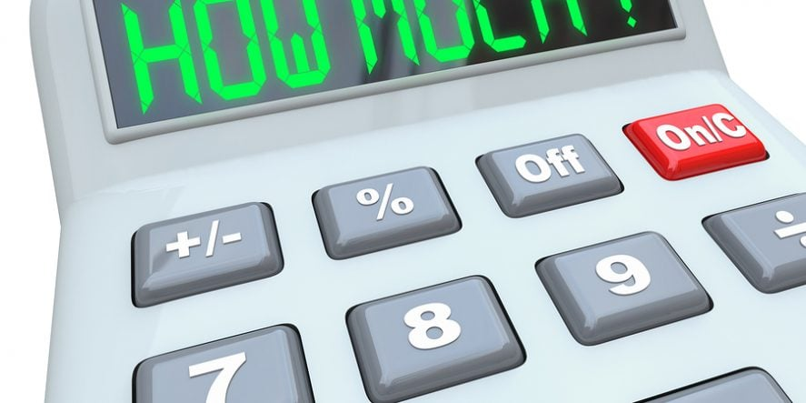 How Much Does A Blog Post Cost You?