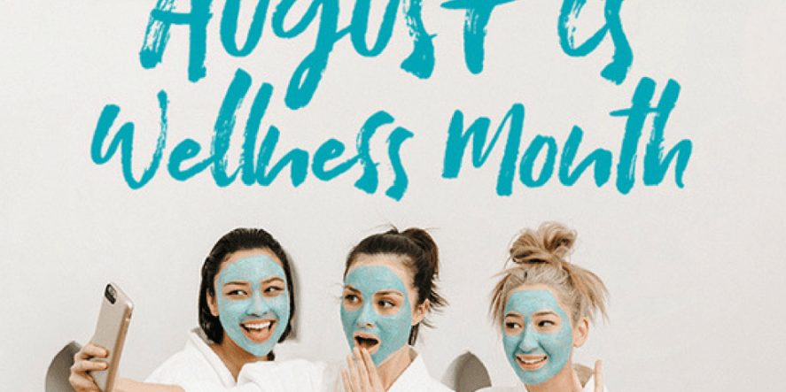 Using National Wellness Month To Promote Your Online Presence