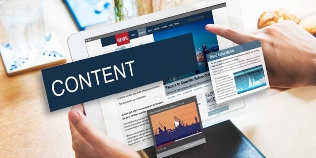 Why Read Competitors Website Content?