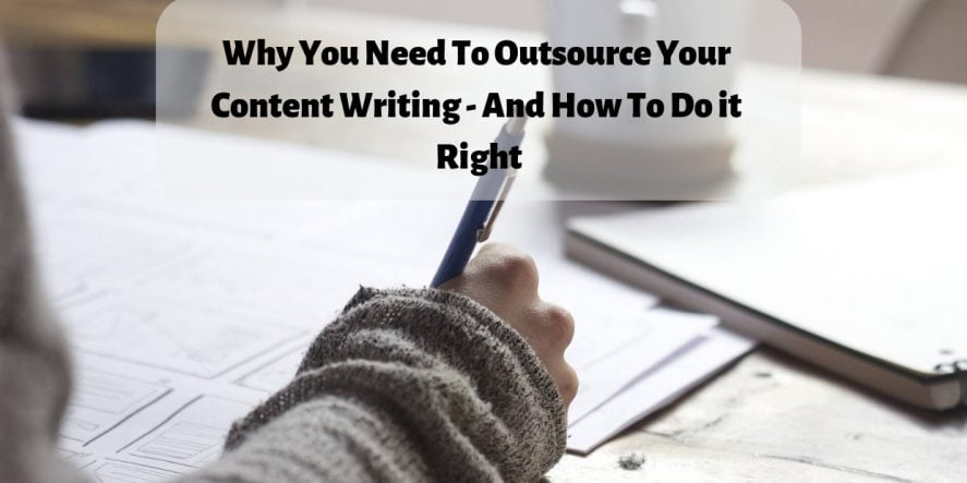 Why Outsource Your Blog Writing?