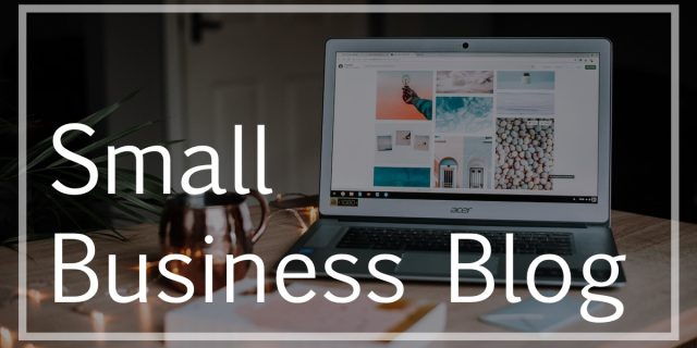 Does Your Small Business Blog?