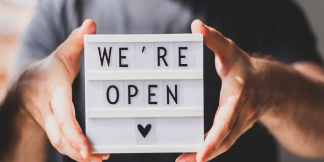 What You Need To Re-Open Your Business