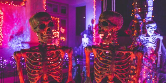 Spooky Online Marketing Stats