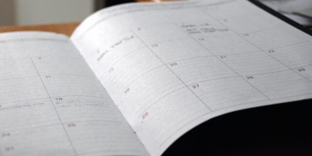 Want A Years' Worth Of Monthly Blogs?