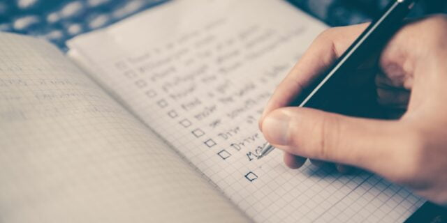 Your Checklist For Optimised Web Content
