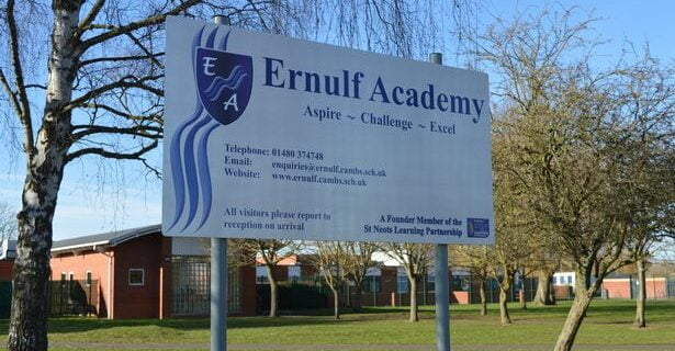We're Interviewing At Ernulf Academy